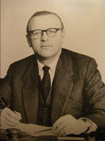 History of George Scott - Harold George Scott