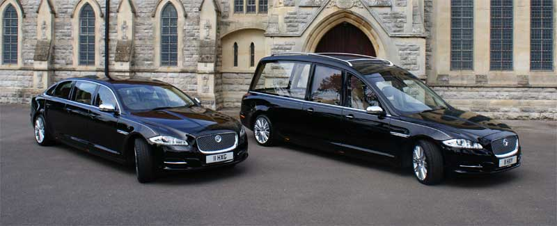 Our fleet - modern and clic - George Scott Funeral Services