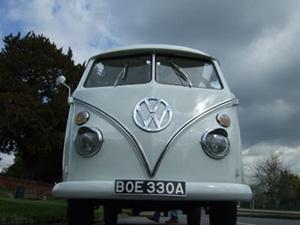 Alternative vehicle - VW