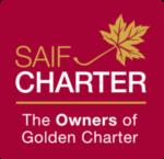 SAIF Charter Logo
