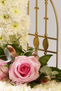 An example of Parkwood's floral arrangements