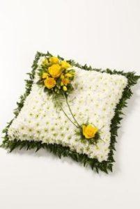 An example of Simonis' floral arrangements