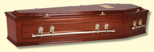 The Brownsea coffin