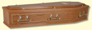 The Highcliff coffin