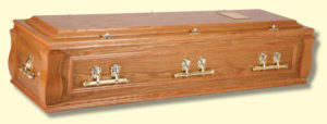 The Sandbanks coffin
