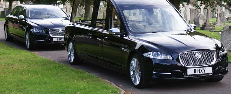 George Scott Funeral Services Fleet
