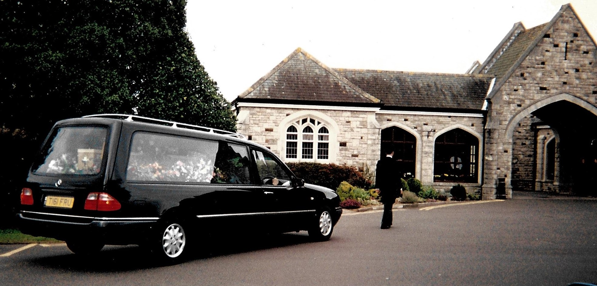 George Scott Funeral Directors procession