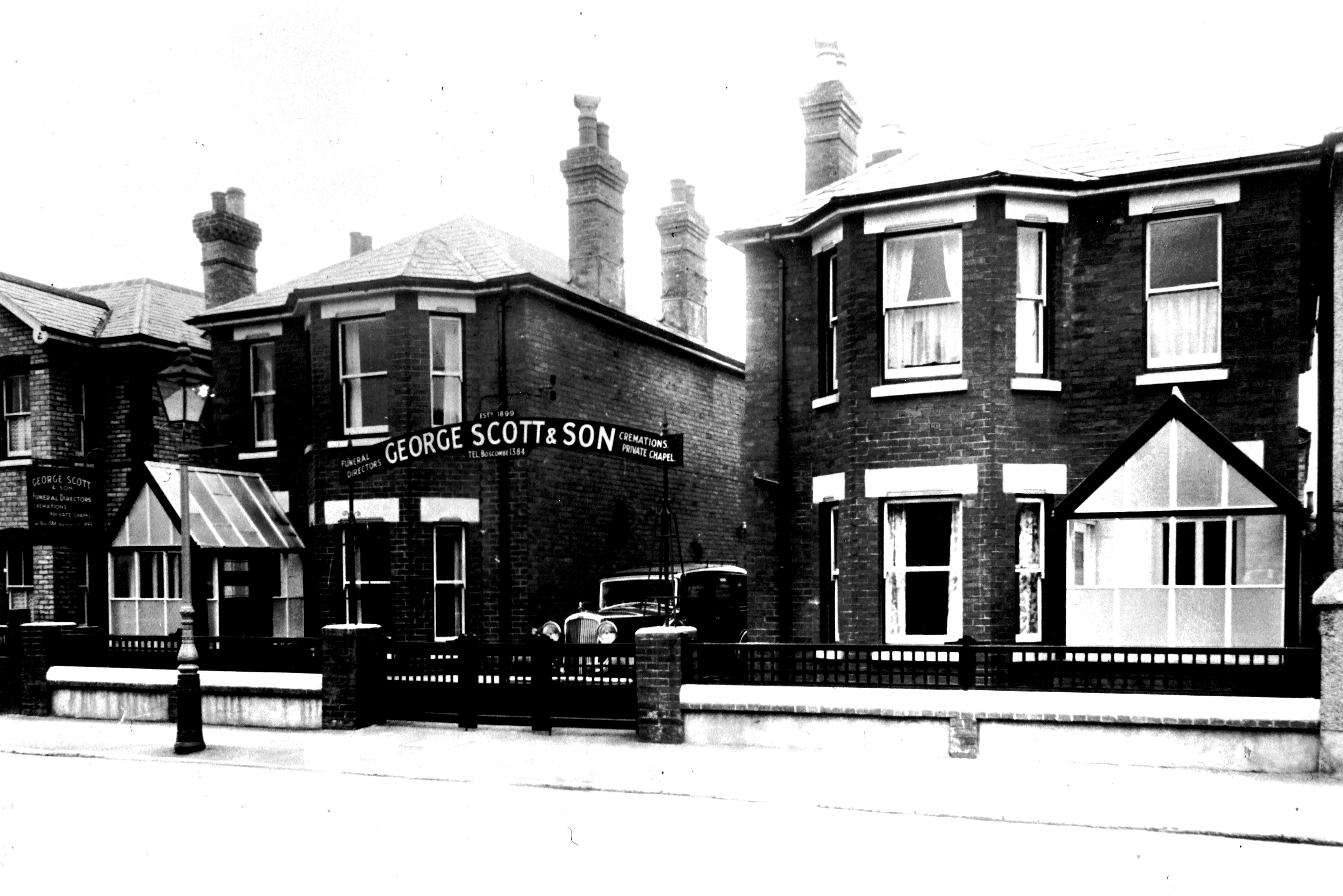 George Scott Funeral Directors funeral home